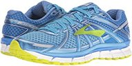 Brooks Adrenaline 17 blue and green