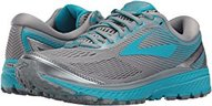 Brooks Ghost 10 blue and silver