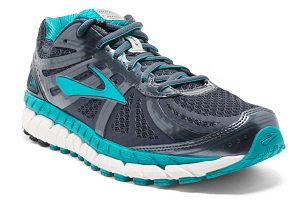 brookswomens16 teal and grey