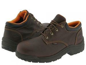 titan safety toe oxford
